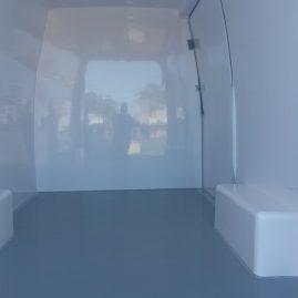 Interior detalle PRFV Sprinter
